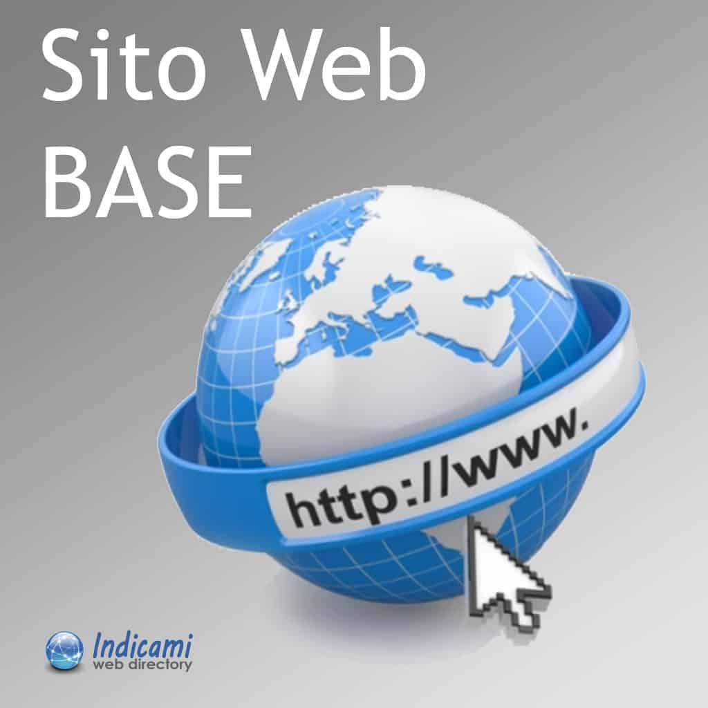 Realizzazione Sito Web Base