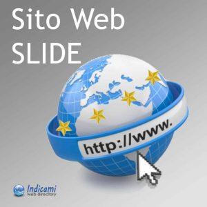 Realizzazione Sito Web Slide