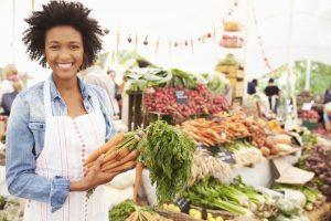 Nuova Sezione Market e Alimentari